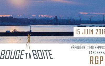 Conférence RGPD – Réseau d'entreprises «Bouge ta Boite»