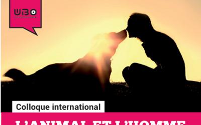 Colloque international : l'animal et l'homme